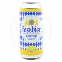 Festbier - 16oz Can