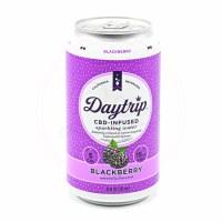 Blackberry Sparkling Water