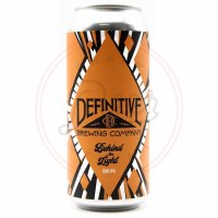 Behind The Light - 16oz Can