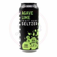 Agave Lime - 16oz Can