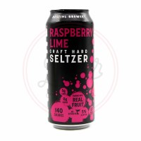Raspberry Lime - 16oz Can
