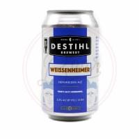 Weissenheimer Hefe - 12oz Can
