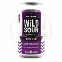 Wild Sour Triple Berry