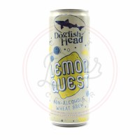 Lemon Quest - 12oz Can