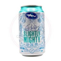 Slightly Mighty - 12oz Can