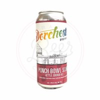 Punch Bowl Sour - 16oz Can