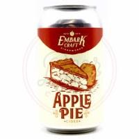 Apple Pie - 12oz Can