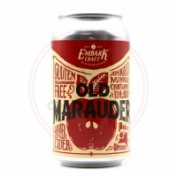 Old Marauder - 12oz Can