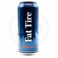 Fat Tire - 16oz Can