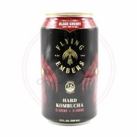 Black Cherry - 12oz Can