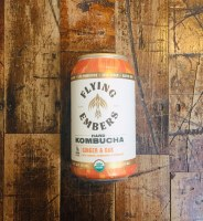 Ginger & Oak Kombucha - 12oz