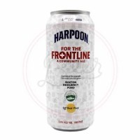 For The Frontline - 16oz Can