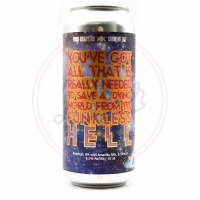 Funkless Hell - 16oz Can