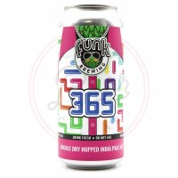 365 - 16oz Can
