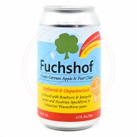 Fuscshof Most - 330ml Can