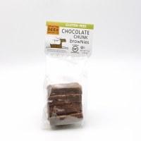 Gluten Free Choc Chunk Brownie