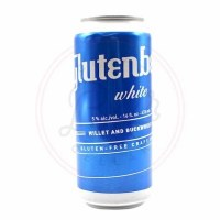 Glutenberg White - 16oz Can