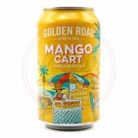 Mango Cart - 12oz Can