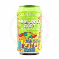 Pineapple Cart - 12oz Can