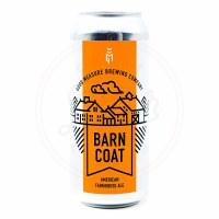 Barn Coat - 16oz Can