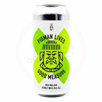 Pigman Lives - 16oz Can