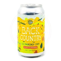 Back Country - 12oz Can