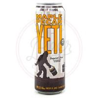 Maple Pecan Yeti - 19.2oz Can