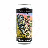 Edge Of The Dessert - 16oz Can