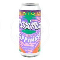 Maximum Happiness - 16oz Can