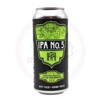 Ground Breaker Ipa No. 5