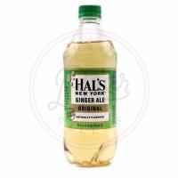 Hal's Ginger Ale - 20oz