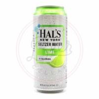 Lime Seltzer - 16oz Can