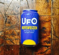 Ufo Hefeweizen - 12oz Can
