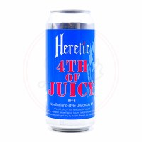 4th Of Juicy - 12oz Can