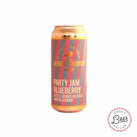 Party Jam Blueberry - 16oz Can