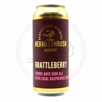 Brattleberry - 16oz Can