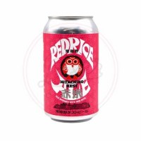 Hitachino Red Rice - 12oz Can