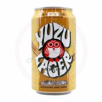 Yuzu Lager - 350ml Can