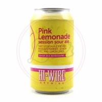 Pink Lemonade - 12oz Can