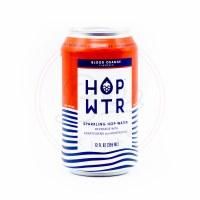Blood Orange Hop Water