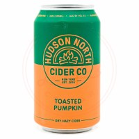Toasted Pumpkin - 12oz Can