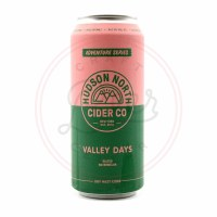 Valley Days - 16oz Can
