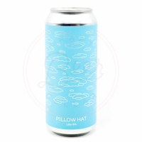 Pillow Hat - 16oz Can