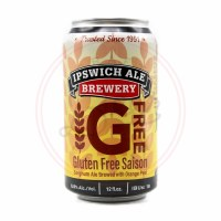 Gluten Free Saison - 12oz Can