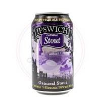 Ipswich Oatmeal Stout - 12oz