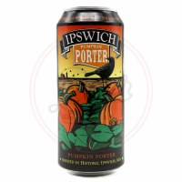 Pumpkin Porter - 16oz Can
