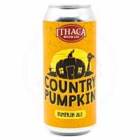 Country Pumpkin - 16oz Can
