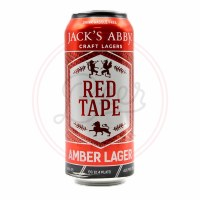 Red Tape - 16oz Can