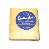 Aged Gouda Cheese - 6oz