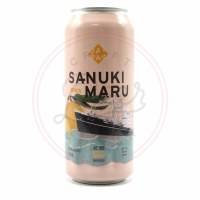 Sanuki Maru - 16oz Can